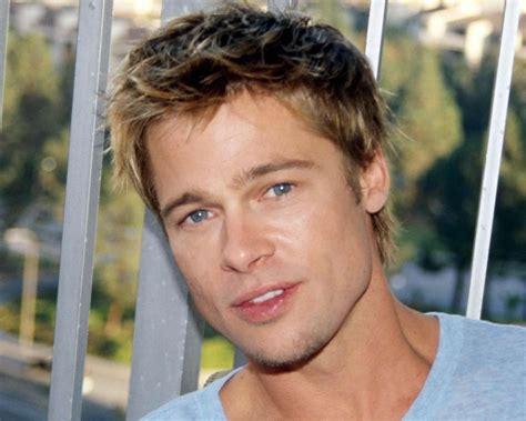 Pitt On by Wow Apparently Brad Pitt Dancer So Driver Hair