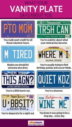 1000 images about license plates on vanity