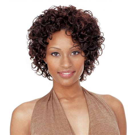 short 20s style curl short curly cuts sensationnel premium now short and