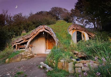 pictures of hobbit houses 7 hobbit homes around the world from the grapevine