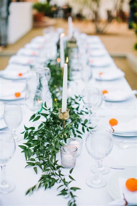 Best 25  Cheap greenery wedding ideas on Pinterest   Cheap
