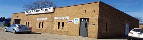 Garage Inc Cole S Garage Inc Expert Auto Repair Akron Oh 44306
