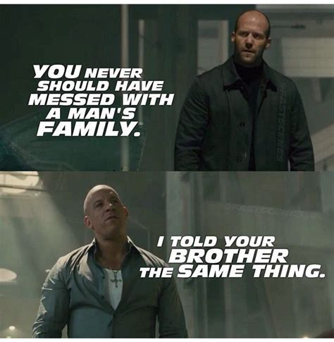 fast and furious quotes about family fast and furious movie quotes sayings images best