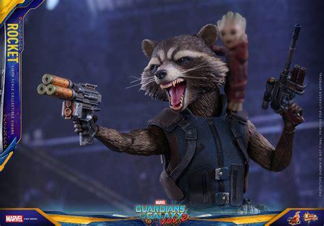 Rocket Raccoon 02 toys guardians of the galaxy vol 2 rocket raccoon
