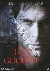 Goodbye Mid 20s by Late To Say Goodbye New Pal Cult Dvd Rob Lowe Ebay