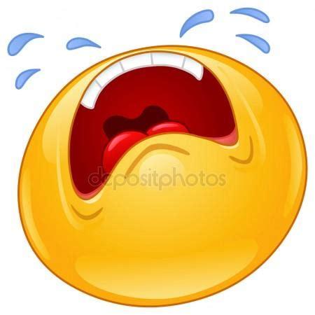imagenes de caras llorando sangre emoticon llorando vector de stock 169 yayayoyo 14382605
