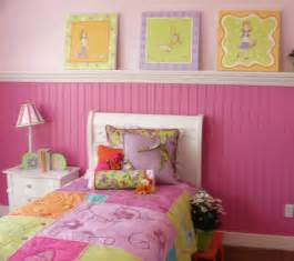pink bedroom design and decorating ideas for children and