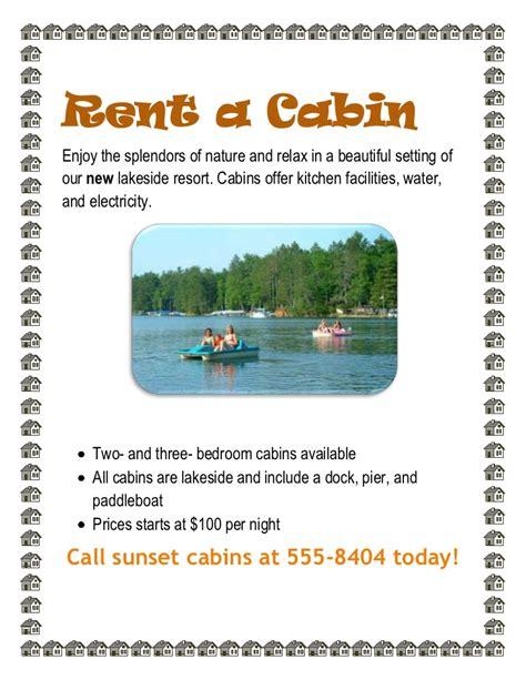 rent a cabin rent a cabin