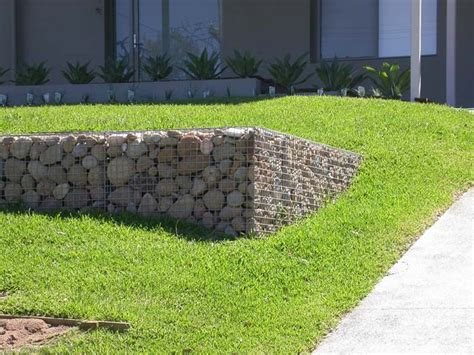 Gabion Garden Wall 127 Best Images About Gabions On
