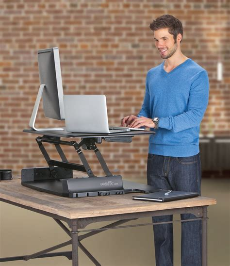Standing Desk Addition by Getting Started With Varidesk Pro Standing Desk Apps