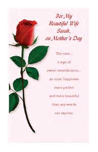 one perfect rose greeting card mother s day printable