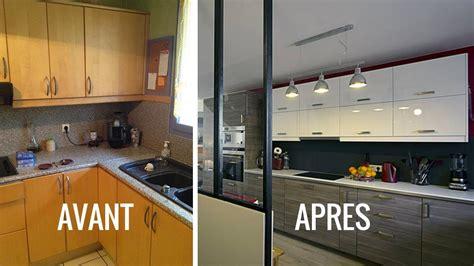 cuisine avant apr鑚 avant apr 232 s cr 233 er une cuisine ouverte pour moderniser