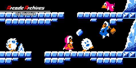 arcade archives ice climber nintendo switch