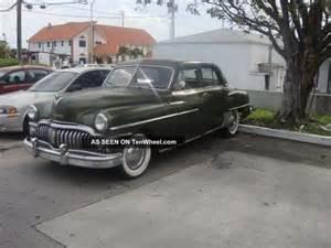 Chrysler De 1950 Chrysler Desoto De Doto Custom