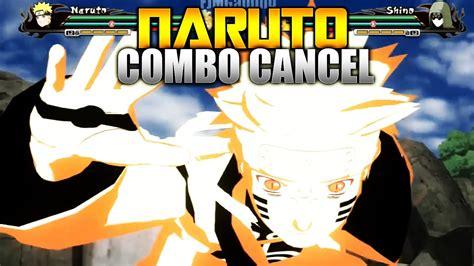 Tutorial Naruto Revolution | naruto ultimate ninja storm revolution combo tilt cancel