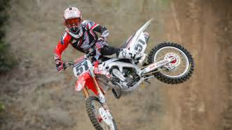 Honda Racing Motocross Honda Riders Road Atv Motocross And Road