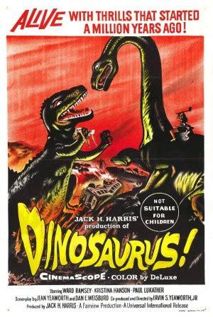 dinosaurus film bioscoop dinosaurus 1960 moviemeter nl
