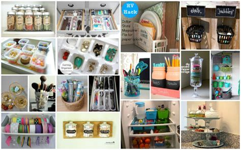 dollar store organizing ideas 20 dollar store organization ideas