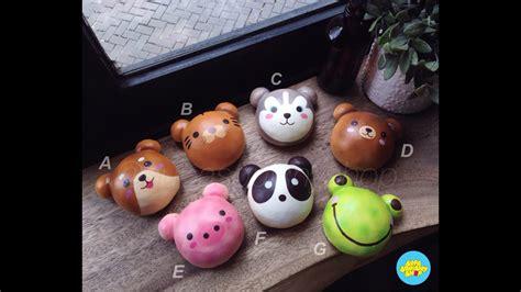 Squishy Bun Animal Jumbo animal buns