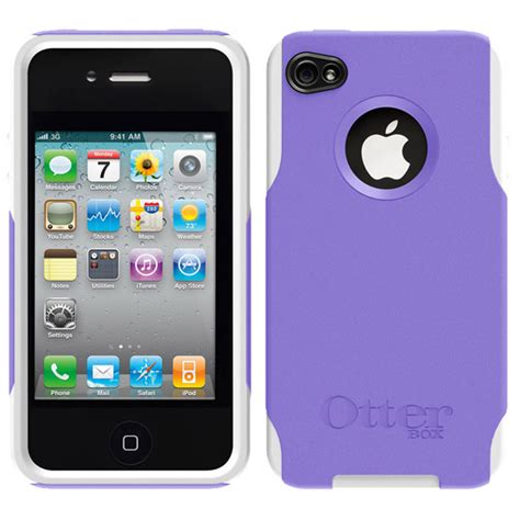 Otterbox Ipod Touch 4 Commuter Purplewhite otterbox commuter for iphone 4