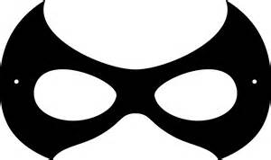 batwoman mask template related keywords batwoman mask