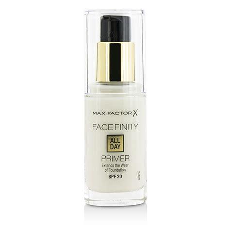 The Skin Primer 30ml 1oz max factor finity all day primer spf20 30ml 1oz