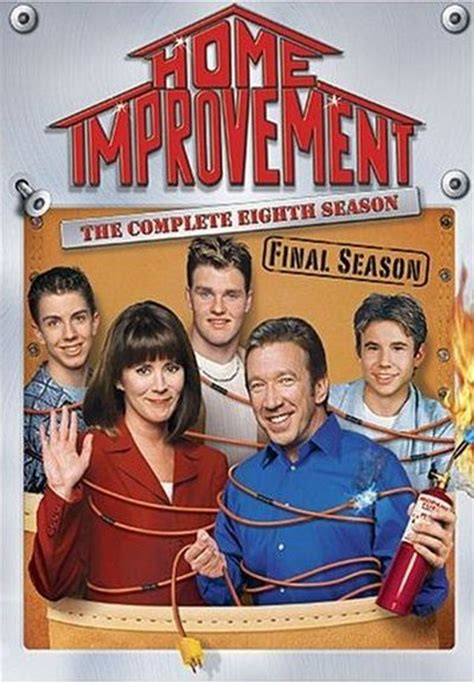 home improvement season 8 episode list