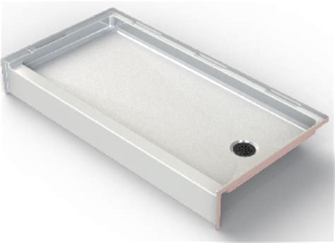 best bath shower pans above floor shower pans are mold and mildew
