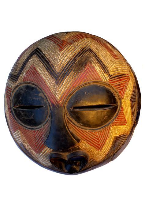 Sale Masker Jerawat Kirana Mask Organic mask tribal luba mask from dr congo