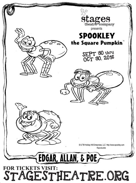square pumpkin coloring pages 2016 2017 coloring pages stages theatre company