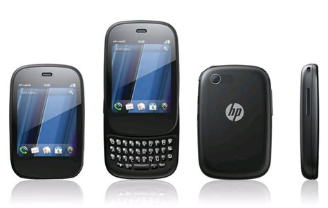 Hp Iphone 4 G hp veer bluetooth wifi 3g gps slider phone att excellent condition used cell phones