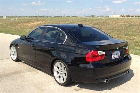 bmw 335i 4 door find used 2008 bmw 335i sedan 4 door 3 0l black sport 47k
