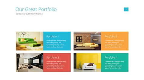 powerpoint layout with 4 pictures 20 powerpoint templates you can use for free