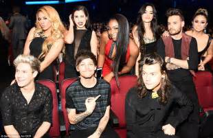 cherry colored funk one direction win artist of the year at american