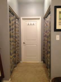 Changing Closet Doors Changing Closet Doors To Curtains Archives Charleston Crafted