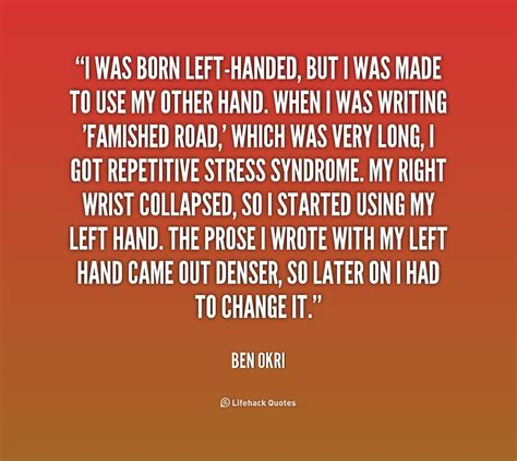 Interesting Quotes Left Handed Quotes Quotesgram