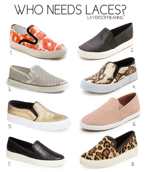 best slip on shoes who needs laces the best slip on shoes layers of meaning