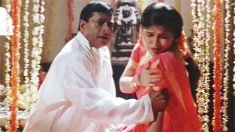 M S Narayana & Kovai Sarala First Night   Romance Scenes
