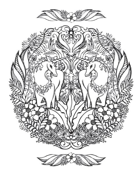 advanced unicorn coloring pages sacrednature unicorn fantasy myth mythical mystical legend
