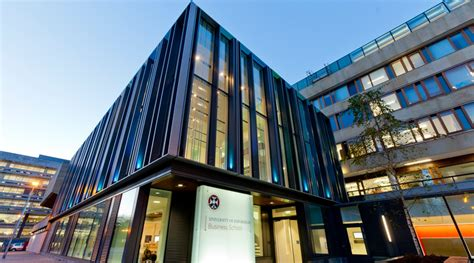 Edinburgh Mba by The Business School Of Edinburgh Business School