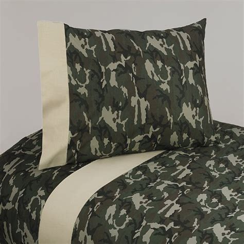 camo bedding twin 3pc twin sheet set for green camo bedding collection by