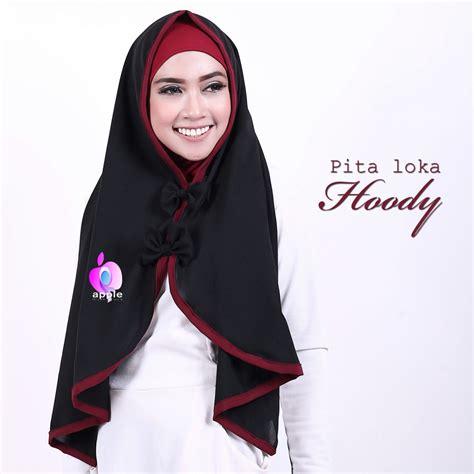 Jilbab Apple jilbab pitaloka hoodie apple jilbabbranded biz jual jilbab branded original