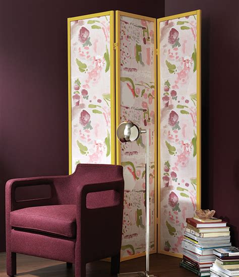 diy fabric room divider house home
