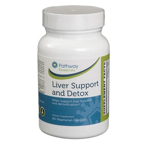Help Liver Detox by Liver Support And Detox Pathway At Green Apothecary