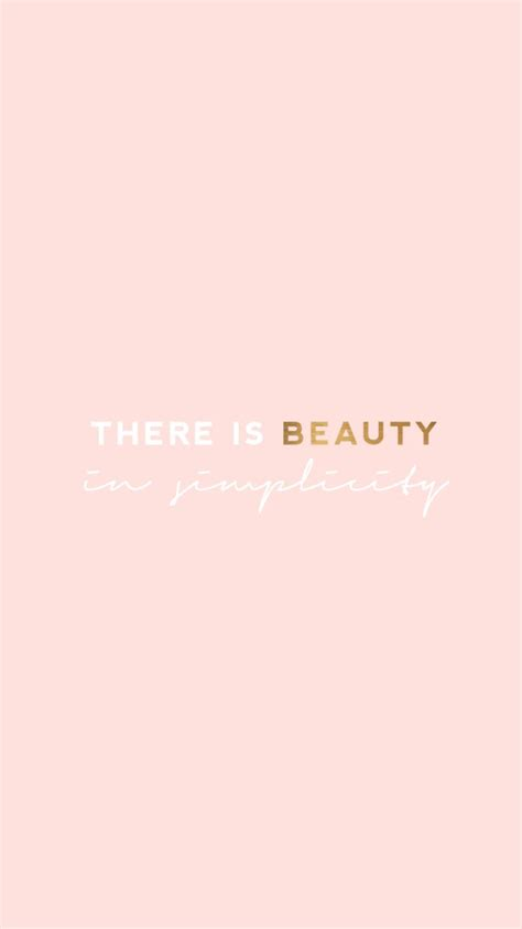 iphone wallpaper quote pink best 25 pink and gold wallpaper ideas on pinterest