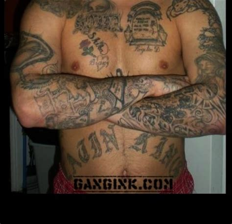 latin king tattoo gangink tattoos gangs