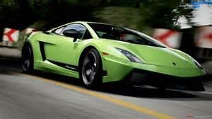 Lamborghini In Lamborghini Gallardo In Forza Motorsport 4 1920 215 1080