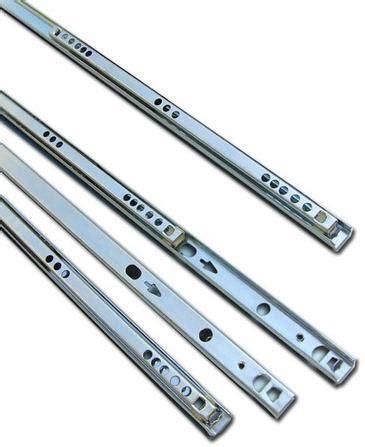 china 17mm mini single extension bearing slide