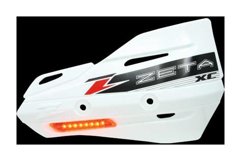 Plastic Handguard Zeta Xc zeta handguard handlebar cls cycle gear