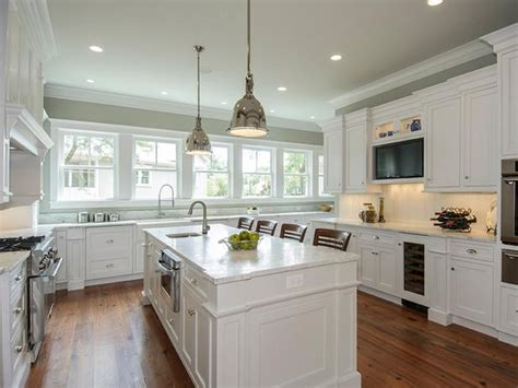 kitchen paint with white cabinets painting kitchen cabinets antique white hgtv pictures